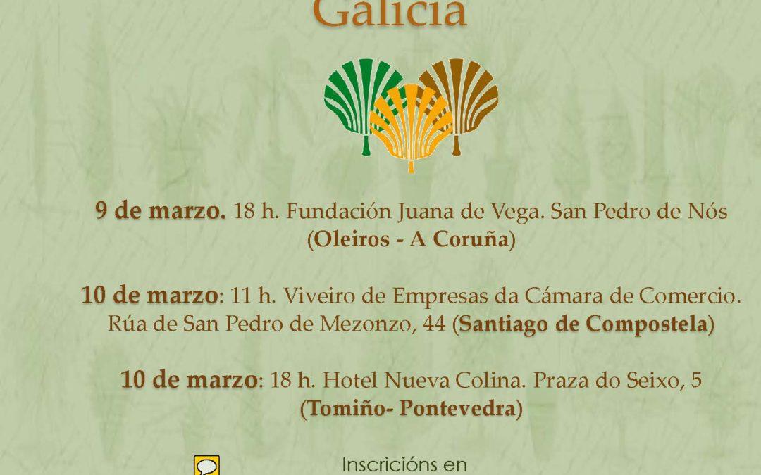 """Jornadas informativas de la marca """"Planta Ornamental de Galicia"""""""