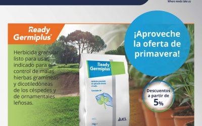 ICL lanza su promoción Ready Germiplus para viveristas y profesionales de planta ornamental